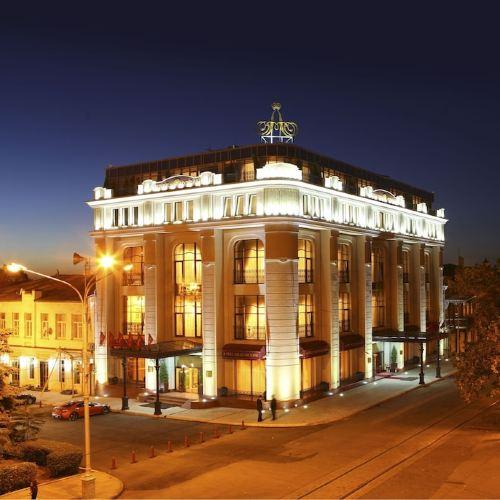 Aleksandrovski Grand Hotel Vladikavkaz