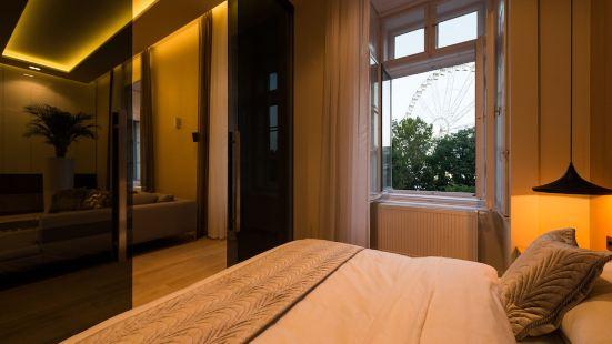 Luxury Apartment by Hi5 - Erzsébet square Suite