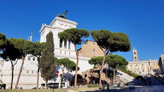 Piazza Del Campidoglio Travel Guidebook Must Visit