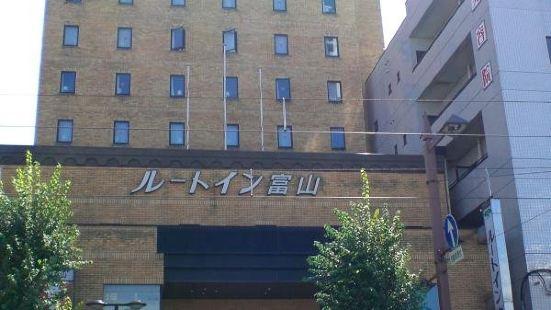 露櫻酒店 富山站前店