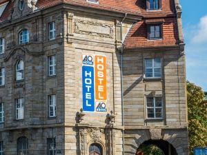 萊比錫中央車站&O酒店及旅館(A&O Hotel & Hostel Leipzig Hauptbahnhof)
