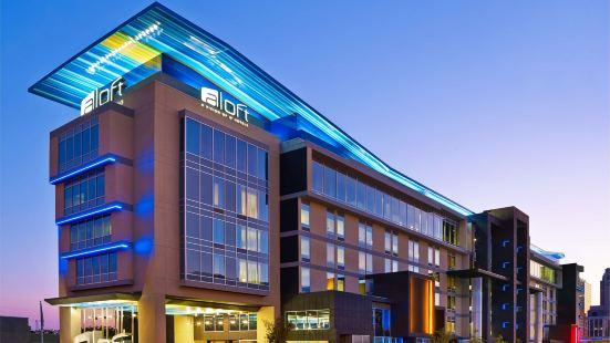 俄克拉何馬城布里克市中心雅樂軒酒店