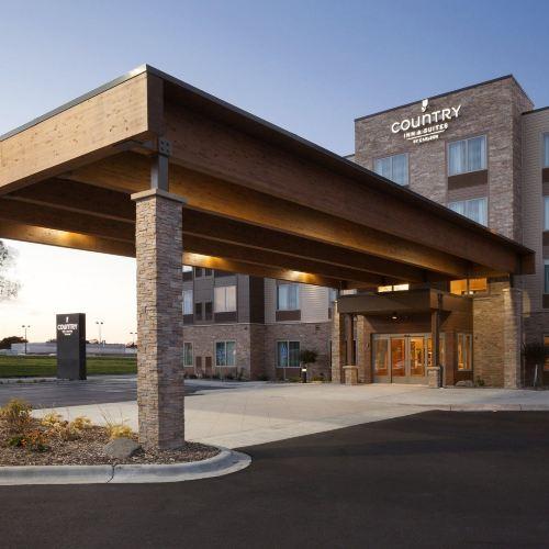 卡爾森北奧斯汀德克薩斯州江山旅館
