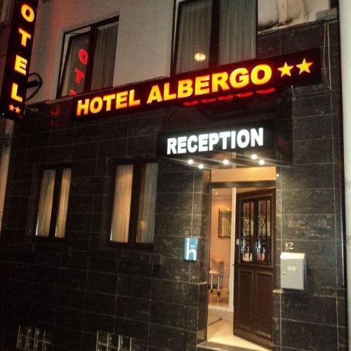 奧爾伯格酒店