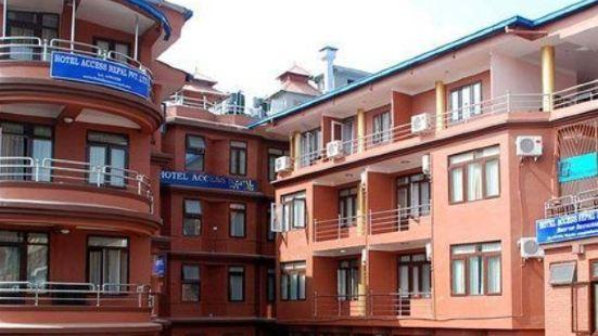 連接尼泊爾酒店