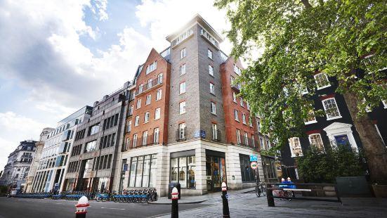 倫敦馬林女王街公寓