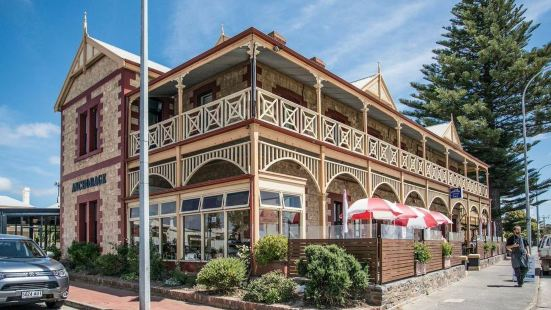 Anchorage Seafront Hotel Victor Harbor