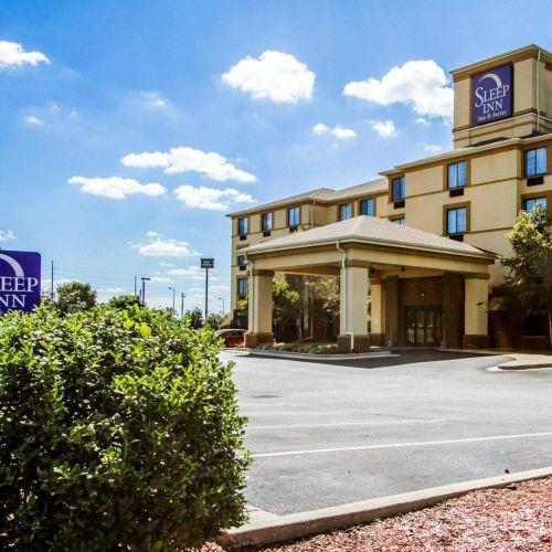 Sleep Inn & Suites Auburn Campus Area I-85
