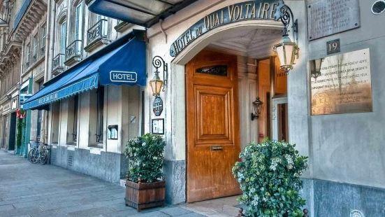 伏爾泰月台酒店