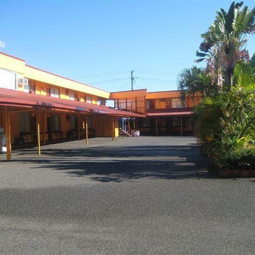 艾姆巴塞德汽車旅館