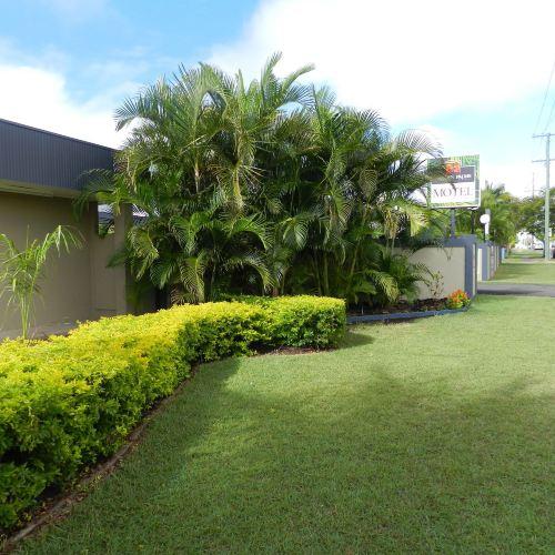 黃金棕櫚汽車旅館