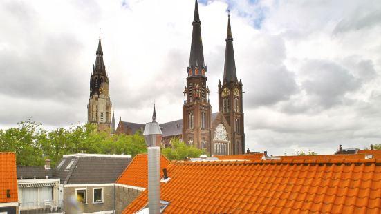 Luxury Apartments Delft - Flower Market