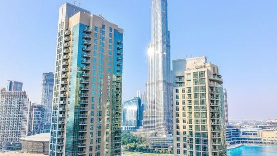 29 Boulevard Tower Ease by Emaar