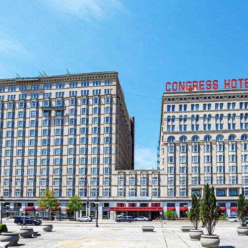 Congress Plaza Hotel Chicago