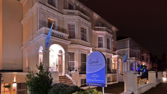 格蘭德公寓酒店