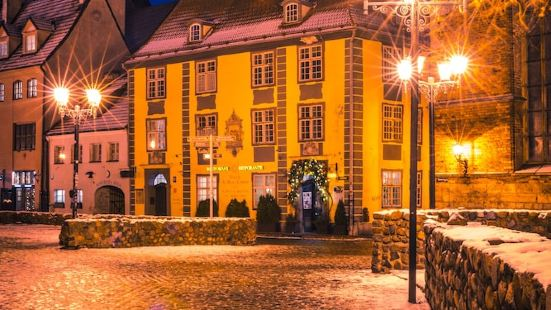Historical Ekes Konvents 1435 Hotel