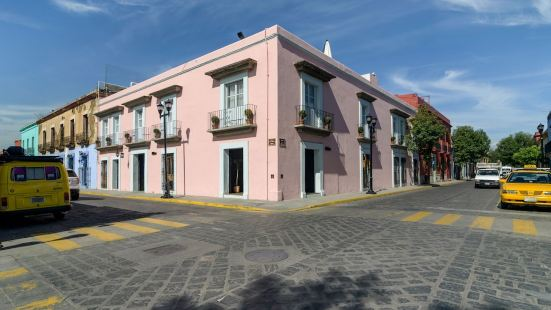 Selina Oaxaca.