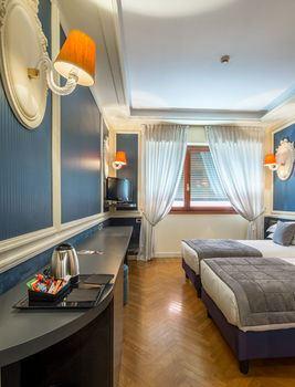 格蘭德艾爾伯格羅馬酒店(Grande Albergo Roma)
