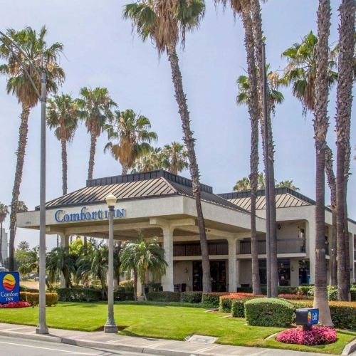 Quality Inn Riverside Near UCR and Downtown