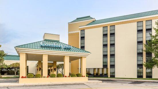 邁阿密山谷中心商場舒適酒店