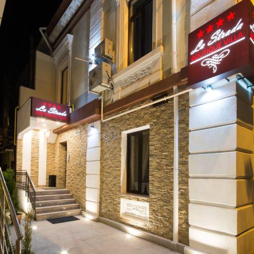 拉斯特拉達精品別墅酒店