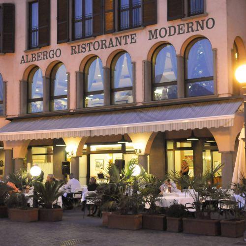 莫德諾酒店