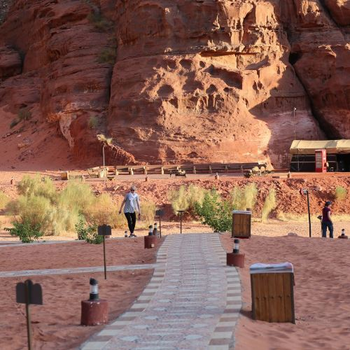 Wadi Rum Night Luxury Camp