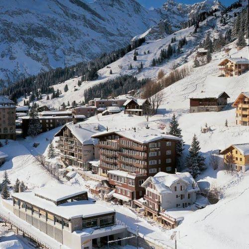 米倫艾格峯瑞士品質酒店