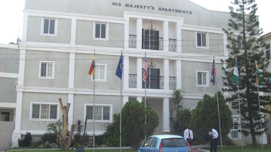 His Majestys Hotel