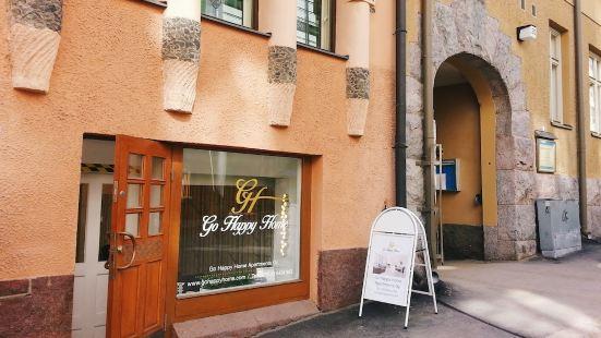 Go Happy Home Apartment Runeberginkatu 6