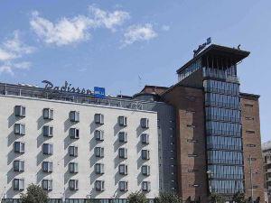 赫爾辛基麗笙海濱酒店(Radisson Blu Seaside Hotel, Helsinki)