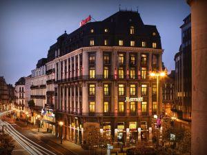 布魯塞爾萬豪酒店(Brussels Marriott Hotel)