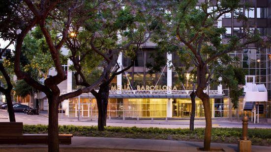 美利亞巴塞隆拿薩里亞酒店