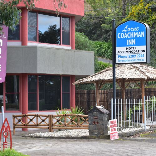 Coachman Inn Lorne