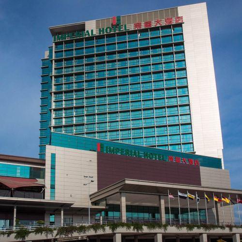 임페리얼 호텔 쿠칭