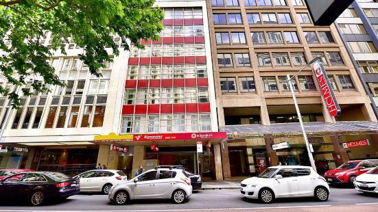 Megaboom City Hotel Sydney