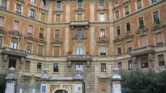羅馬德帕皮德查姆酒店