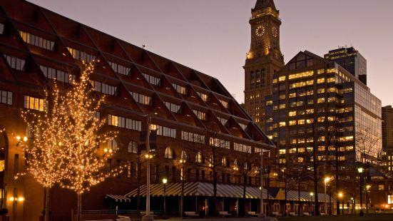 波士頓龍碼頭萬豪酒店
