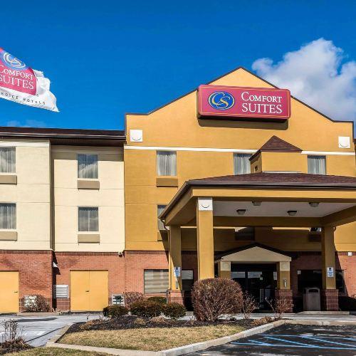 邁阿密斯堡 - 南代頓舒適套房酒店