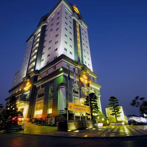 씨스타스 호텔 하이퐁