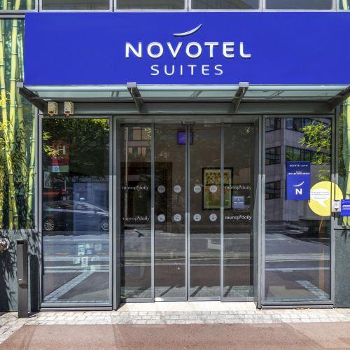 伊斯萊斯利諾巴黎諾富特套房酒店