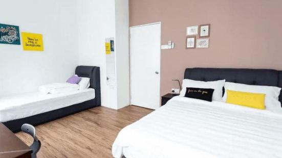 吉隆坡市中心武吉免登 3 室 2 衞辛克酒店