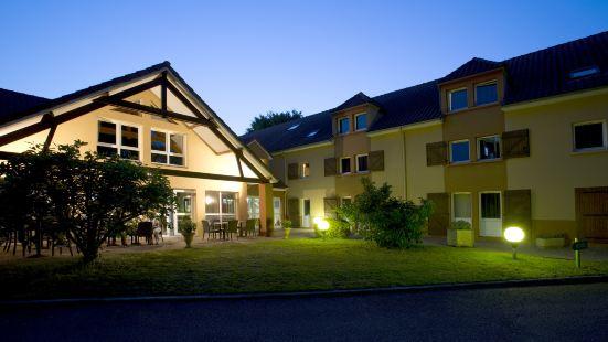 利摩日南部阿波羅原生酒店