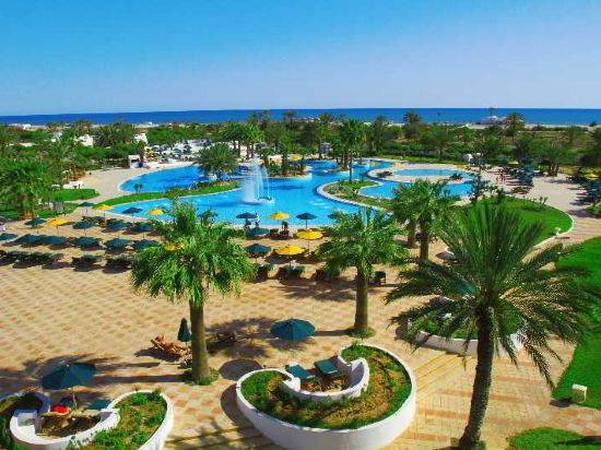 吉尔巴岛广场酒店(djerba plaza hotel)