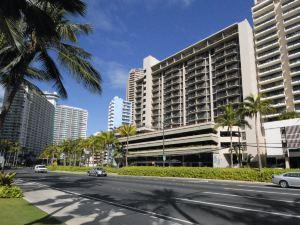 懷基基水立方棕櫚樹酒店(Aqua Palms Waikiki)