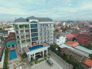永珍金黃太陽酒店(Vientiane Golden Sun Hotel)