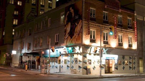 雷克斯爵士&藍調酒吧酒店