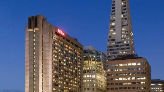 舊金山金融區希爾頓酒店