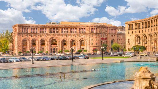 埃裏温亞美尼亞萬豪酒店