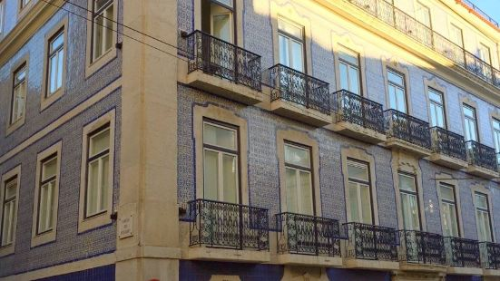 Portugal Ways Santos Design Apartments